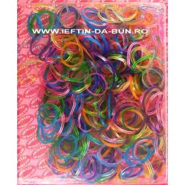 Elastice Par, Codite - Diferite Culori
