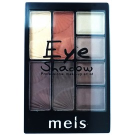 MEIS 1 - 8 COLORS - EYESHADOW