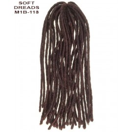 SOFT DREADS AFRO BRAZILIAN CODITE IMPLETITE PAR SUVITE IMPLETITURI SINTETIC NATURAL APLICARE CROCHET BOX BRAIDS