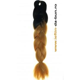 60 CM 2-25 EXTENSII CODITE IMPLETITE AFRO extensii par afro impletit codite brazil braids sintetic bucle trese OMBRE CUSUT